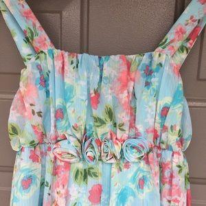 Sweet Heart Rose Girls' Dress